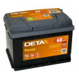 Deta Power 60Ah 540A 12V