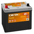 Deta Power 60Ah 390A 12V