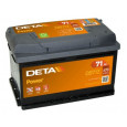 Deta Power 71Ah 670A 12V