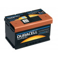 Duracell Advanced 74Ah 680A 12V