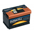 Duracell Advanced 95Ah 760A 12V