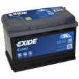 EXIDE EXCELL 74Ah 680A