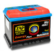 ZAP ENERGY Semi-traction 60Ah 480A