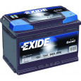 Exide Excell 62Ah 540A EB621