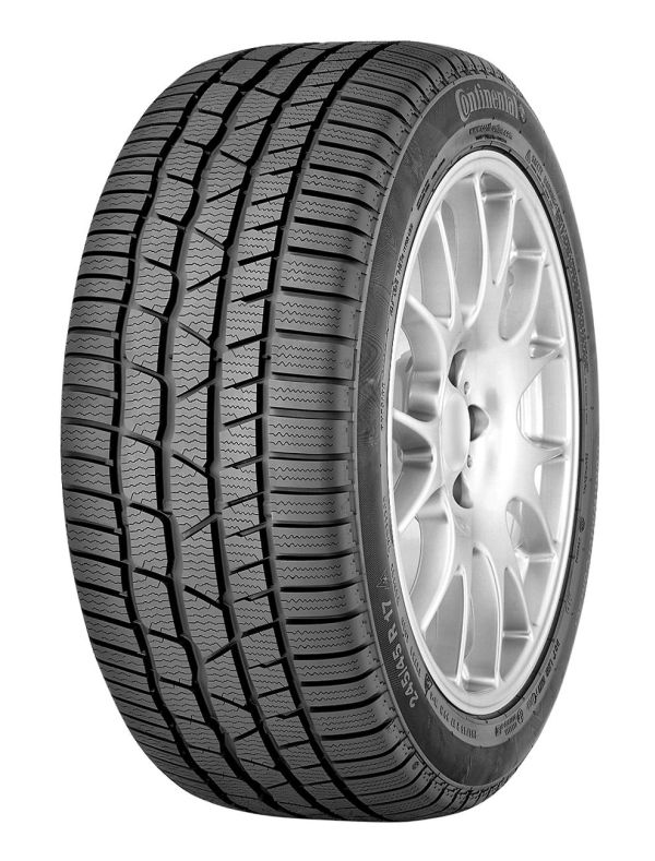 CONTINENTAL CONTI WINTER CONTACT TS830P 285/40R19 103V F|C|2|75 dB Ziemas riepa  F|C|2|75 dB