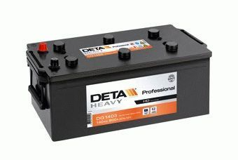 Deta Truck 140Ah 760A 12V UP