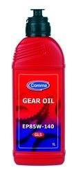 Comma EP85W-140 Gear Oil 85w140 1L