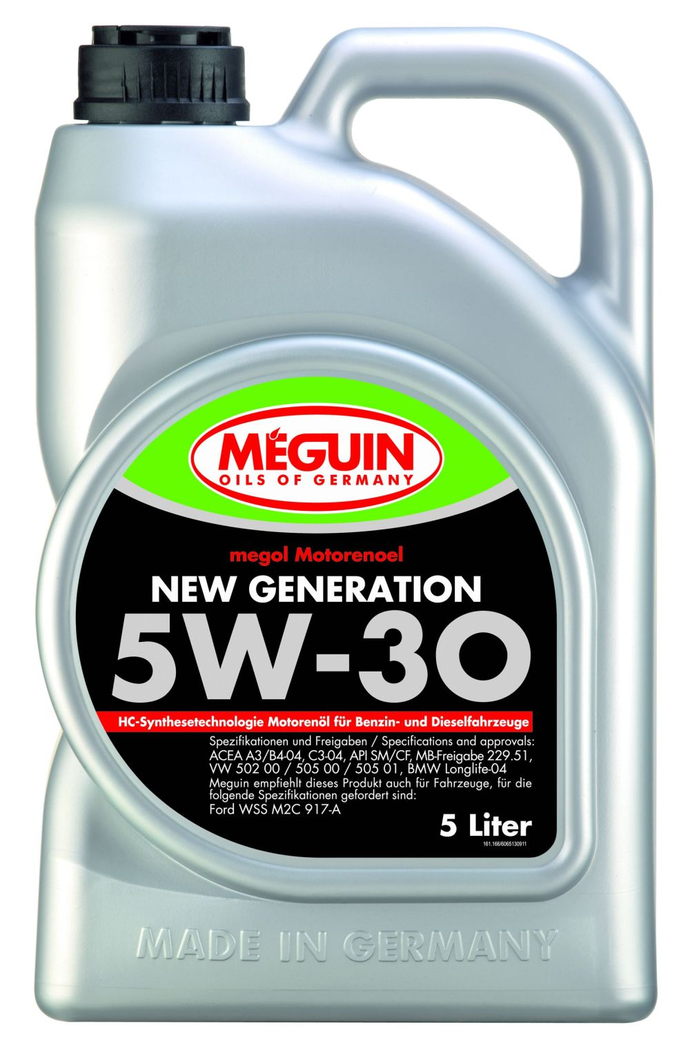 Meguin New Generation 5w30 1L