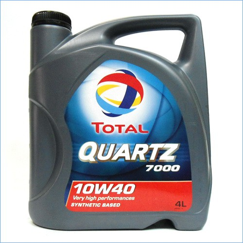 TOTAL QUARTZ 7000 ENERGY 10W40 5L